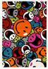 WEBTEPPICH   Multicolor - Multicolor, Trend, Textil (140/200cm) - Novel