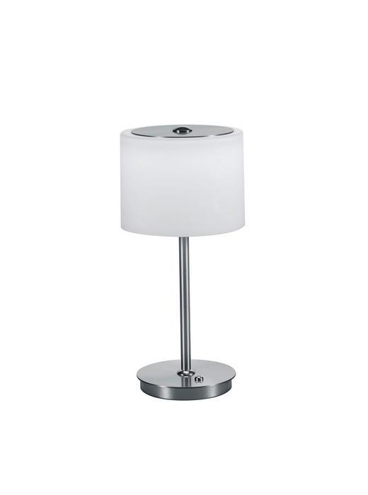 LED-TISCHLEUCHTE - MODERN, Glas/Metall (16/34cm) - Bankamp