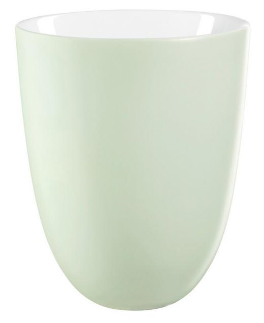 VASE - Mintgrün, Design (17/20cm) - ASA