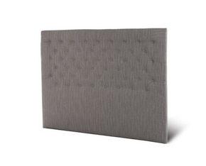 HUVUDGAVEL - grå, Klassisk, trä/textil (180/140cm)