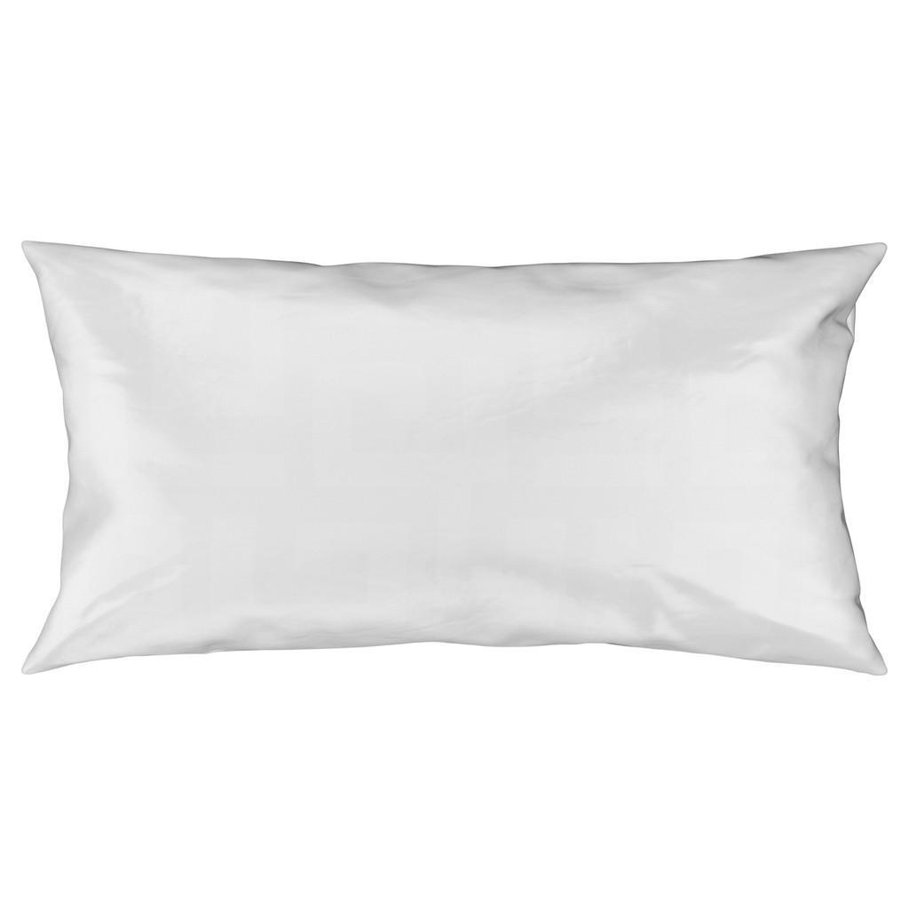 Bio:Vio Kissenhüllen-set weiß 40/80 cm