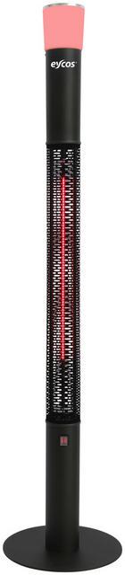TERRASSENSTRAHLER ZHQ1588-RDL - Schwarz, KONVENTIONELL, Metall (180cm)