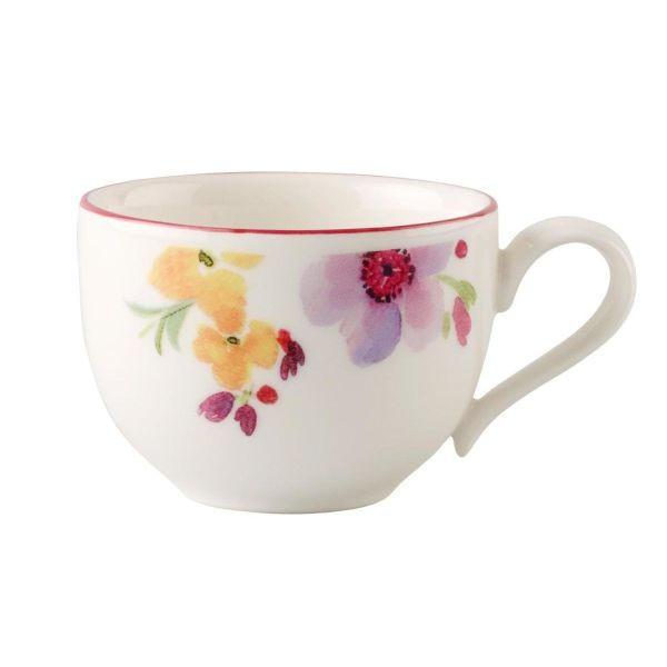 NEU 1.WAHL Thomas Loft Weiss Teetasse Tasse und Unterteller 0,25-ltr 2-tlg