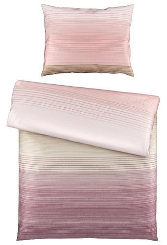POSTELJINA - ljubičasta/smeđa, Basics, tekstil (140/200cm) - Novel
