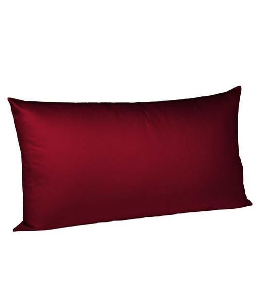 KISSENHÜLLE Bordeaux 40/80 cm - Bordeaux, Basics, Textil (40/80cm) - FLEURESSE