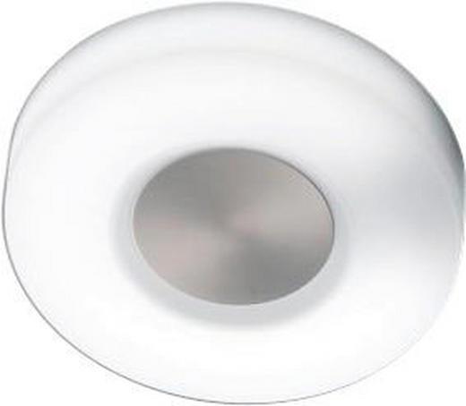 DECKENLEUCHTE - Basics, Kunststoff/Metall (26/4.5cm)