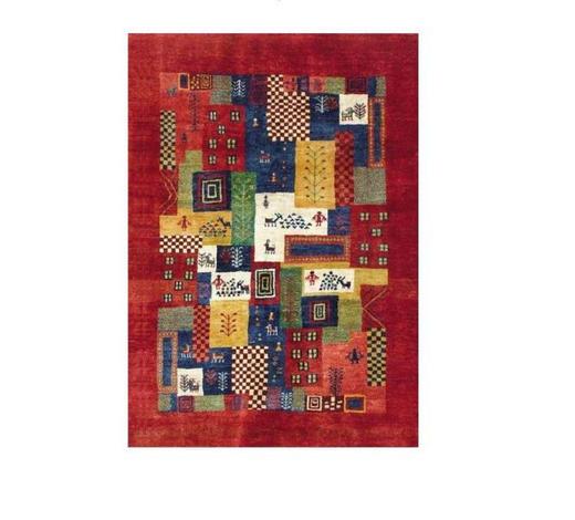 ORIENTÁLNÍ KOBEREC, 100X150 CM, 100/150 cm, červená - červená, Lifestyle, textil (100/150cm) - Esposa
