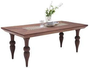 MATBORD - mörkbrun, Basics, trä/träbaserade material (200/100/76cm) - Ambia Home