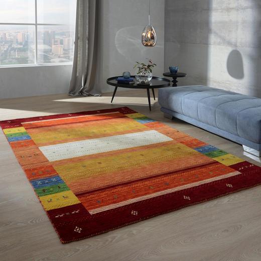 ORIENTTEPPICH 200/300 cm - Rot/Multicolor, KONVENTIONELL, Textil (200/300cm) - Esposa