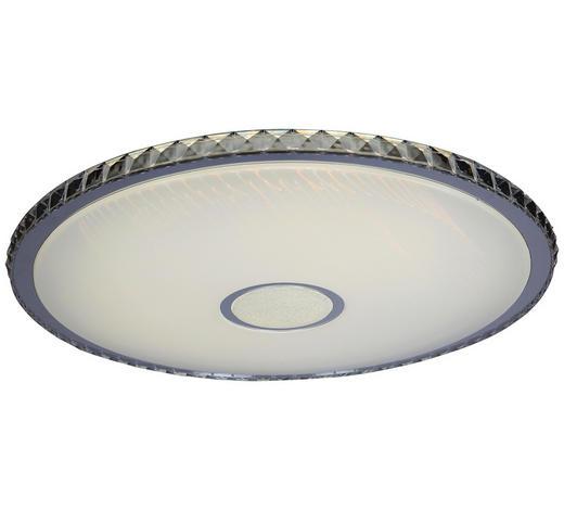 LED-DECKENLEUCHTE - Weiß, Basics, Kunststoff/Metall (51cm) - Novel