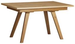 ESSTISCH in Holz 160/100/75 cm   - Eichefarben, KONVENTIONELL, Holz (160/100/75cm) - Venda