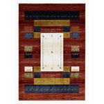 WEBTEPPICH Megaglance Makah  - Multicolor, Basics, Textil (120/170cm) - Novel