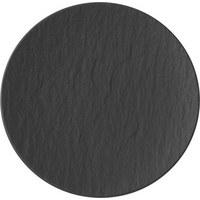 TELLER Keramik Porzellan  - Schwarz, Keramik (16cm) - Villeroy & Boch