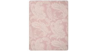 ODEJA RESERVED - naravna/pastelno roza, Konvencionalno, tekstil (150/200cm)