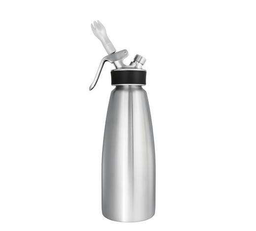 SAHNEBEREITER - Silberfarben, Basics, Metall (1l) - ISI