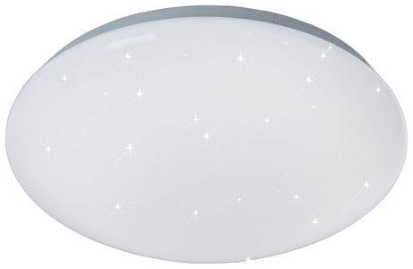 LED PLAFONJERA - Bela, Dizajnerski, Plastika (30/8,5cm) - Boxxx