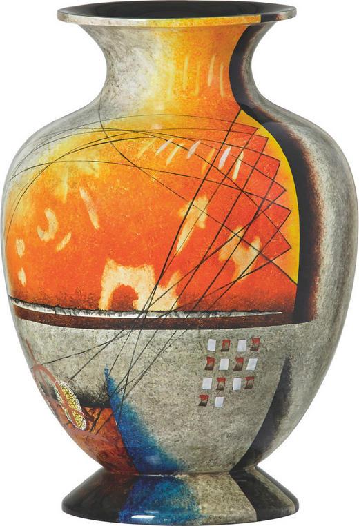 VASE 50 cm - Multicolor, Design, Kunststoff (50cm) - Xora