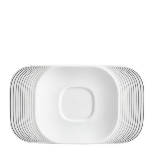 UNTERTASSE - Weiß, Basics, Keramik (19/19cm) - Seltmann Weiden
