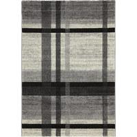VÄVD MATTA - beige/grå, Klassisk, ytterligare naturmaterial/textil (160/230cm) - Novel