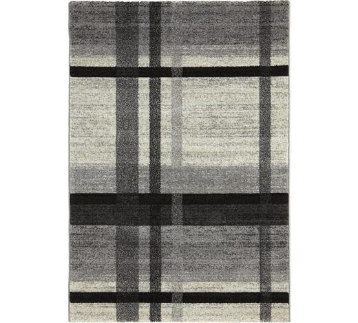 WEBTEPPICH - Beige/Grau, KONVENTIONELL, Naturmaterialien/Textil (120/170cm) - Novel