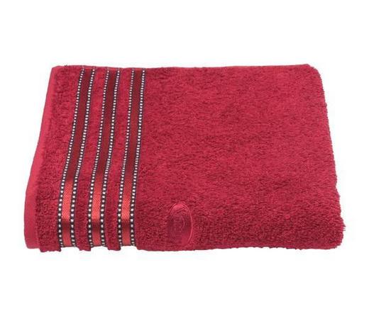 BRISAČA CULT DE LUXE, 50/100 rdeča 50/100 cm  - rdeča, Basics, tekstil (50/100cm) - Vossen