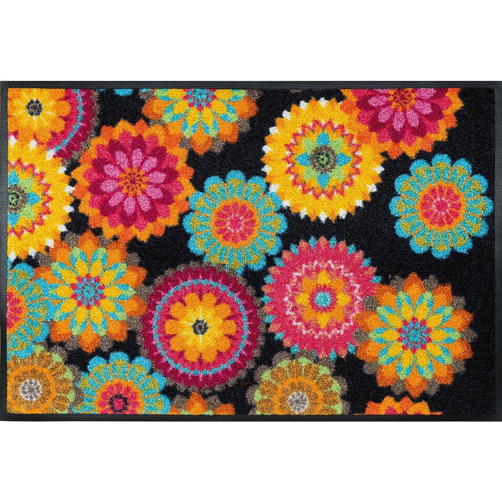 Esposa Fußmatte 50/75 cm blume multicolor