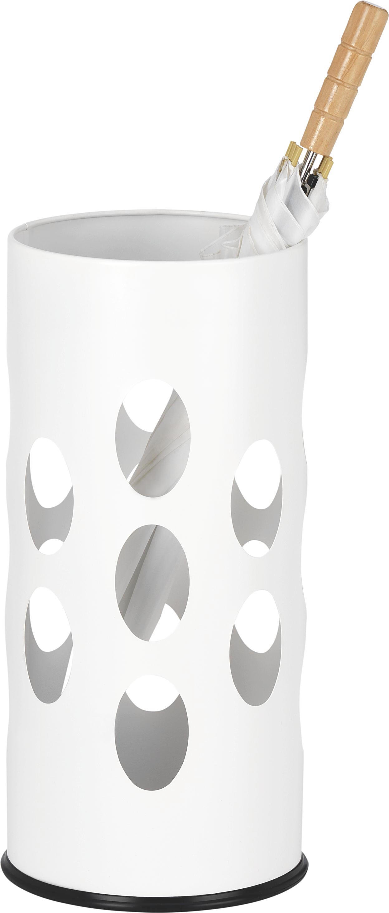 STALAK ZA KIŠOBRANE - bijela, Design, metal (23,50/50/23,50cm) - BOXXX