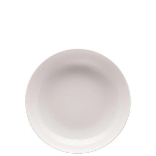 SUPPENTELLER Porzellan - Rosa, Basics, Keramik (23cm)