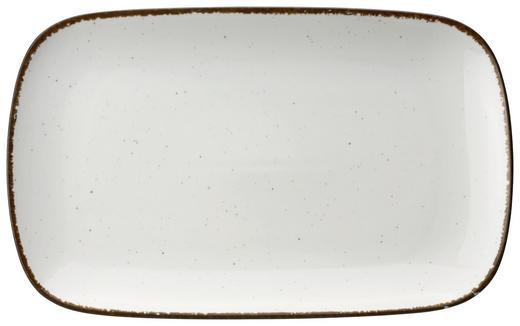 SERVIERPLATTE - Creme, Trend, Keramik (20/33cm) - Ritzenhoff Breker