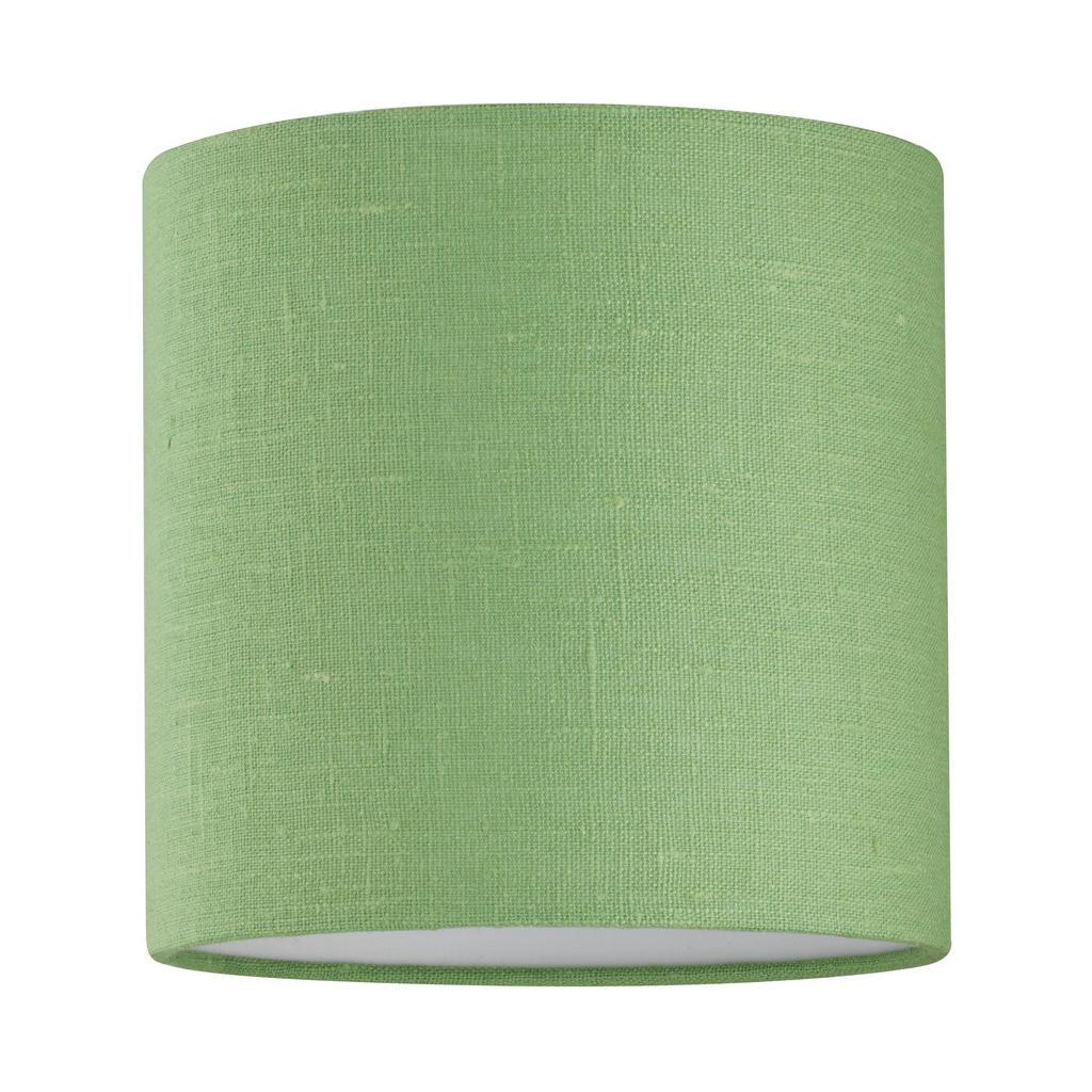 XXXLutz Leuchtenschirm grün textil