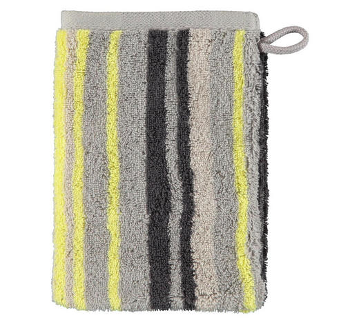 WASCHHANDSCHUH - Gelb, Design, Textil (16/22cm) - Cawoe