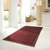 Orientteppich 95/135 cm - Rot, Lifestyle, Textil (95/135cm) - Esposa