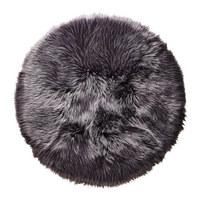 KUNSTFELL   Braun   - Braun, Trend, Textil (100cm) - Novel