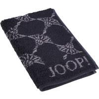 Gästetuch 30/50 cm - Schwarz/Grau, Design, Textil (30/50cm) - Joop!