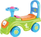 Rutschfahrzeug - Blau/Pink, Basics, Kunststoff (36/48/67cm) - My Baby Lou
