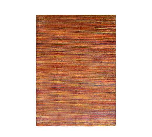 TEPPICH  170/240 cm  Blau, Grün, Orange, Rot   - Blau/Rot, Basics, Textil (170/240cm) - Esposa