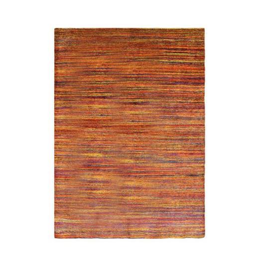 TEPPICH  170/240 cm  Blau, Grün, Orange, Rot - Blau/Rot, Basics, Textil (170/240cm)