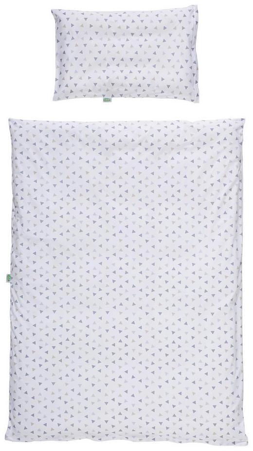 BABYBETTWÄSCHE - Weiß, Basics, Textil (100/135cm) - Odenwälder