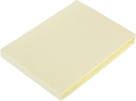 PLAHTA S GUMICOM - žuta, Konvencionalno, tekstil (100/200cm) - Fleuresse
