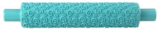TEIGROLLE - Blau, Kunststoff (5/31cm)