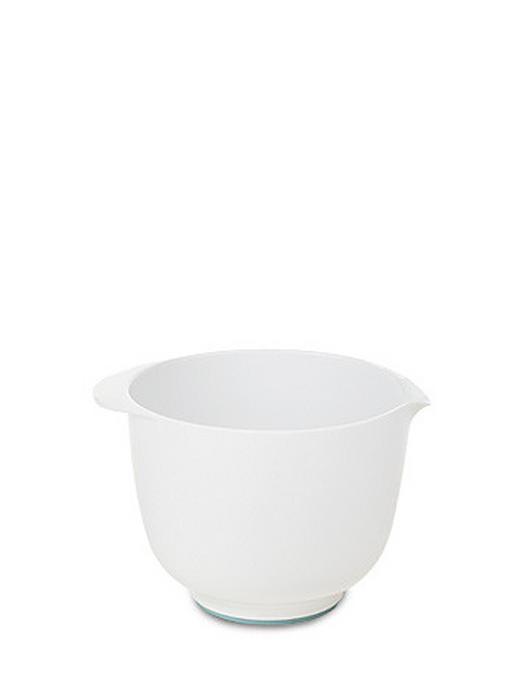 RÜHRSCHÜSSEL - Weiß, Basics, Kunststoff (1.5l) - Mepal Rosti