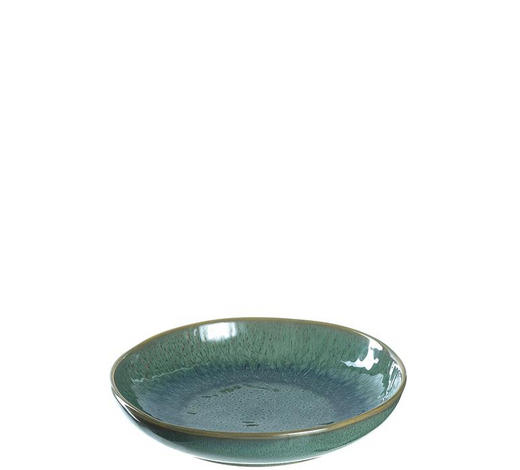 TELLER 21 cm - Grün, LIFESTYLE, Keramik (21cm) - Leonardo