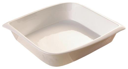 BRÄTER - Weiß, Basics, Keramik (23,8/23,8/6cm) - Homeware