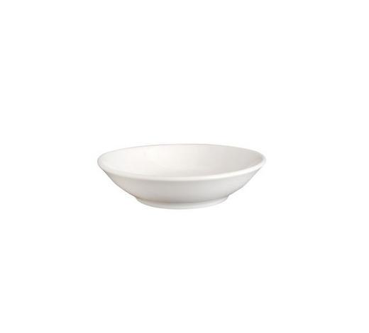 MISKA NA OMÁČKU, porcelán - bílá, Basics, keramika (10/10/2,4cm) - Novel