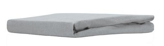 Spannleintuch Regina - Silberfarben, MODERN, Textil (100/200cm) - Ombra
