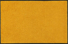 FUßMATTE 75/120 cm Uni Honig - Honig, Basics, Kunststoff/Textil (75/120cm) - Esposa