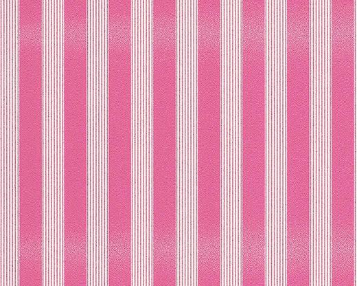 VLIESTAPETE 10,05 m - Pink/Rosa, Design, Textil (53/1005cm)