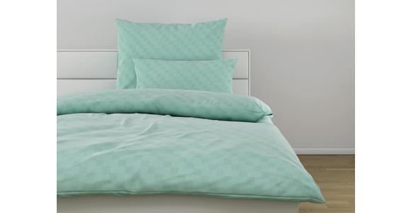 BETTWÄSCHE 140/200 cm  - Mintgrün, Basics, Textil (140/200cm) - Ambiente