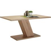 JÍDELNÍ STŮL, Sonoma dub - Sonoma dub, Konvenční, dřevěný materiál (160/90/75cm) - Carryhome