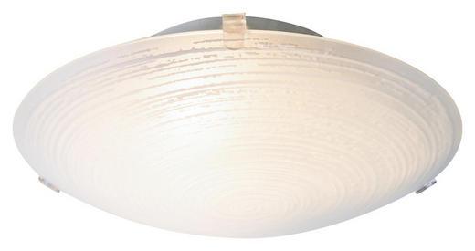 SVÍTIDLO STROPNÍ - bílá, Basics, kov/umělá hmota (20/7cm) - BOXXX